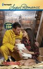 All That Remains (Count on a Cop) (Harlequin Superromance, No 1736) (Larger Print)