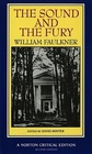 The Sound and the Fury (Norton Critical Editions)