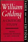 William Golding A Critical Study