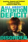 All About Attention Deficit Disorder Symptoms Diagnosis  Treatment Children and Adults
