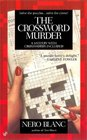 The Crossword Murder (Crossword Mystery, Bk 1)