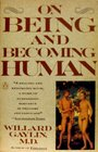 On Being and Becoming Human