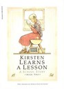 Kirsten Learns a Lesson: A School Story (American Girls Collection) (Kristen, Bk 2)