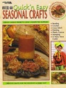 Over 60 Quick 'n Easy Seasonal Crafts
