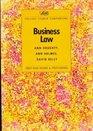 Business Law College Course Companion