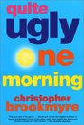 Quite Ugly One Morning (Jack Parlabane, Bk 1)