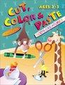 Cut Color  Paste God's Creatures
