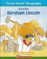 Young Abraham Lincoln LogCabin President