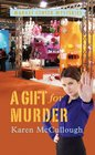 A Gift for Murder (Market Center, Bk 1)