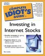 Complete Idiot's Guide to Investing in Internet Stocks