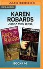Karen Robards Jessica Ford Series Books 12 Pursuit  Justice