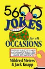 5,600 Jokes for All Occasions
