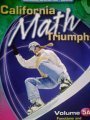 California Math Triumphs VOL 5A FUNCTIONS
