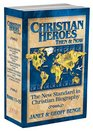 Christian Heroes Gift Set (11-15): Christian Heroes: Then  Now (Displays and Gift Sets)