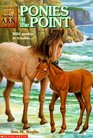 Ponies at the Point (Animal Ark, Bk 10)