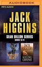 Jack Higgins - Sean Dillon Series Books 13-14 Without Mercy The Killing Ground