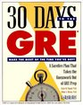 30 Days to the GRE