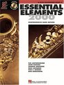 Essential Elements 2000 Comprehensive Band Method  B-flat Alto Saxophone Bk 2