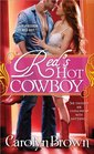 Red's Hot Cowboy (Spikes & Spurs, Bk 2)