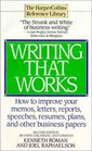 Writing That Works - Second Edition