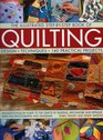 The Illustrated Step-by-Step Book Of Quilting