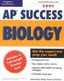 Perterson's Ap Success Biology 2001