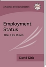 Employment Status The Tax Rules