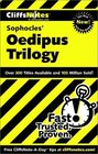 Cliffs Notes Sophocles' Oedipus Trilogy