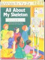 All About My Skeleton Activity Book