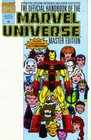 Essential Official Handbook Of The Marvel Universe - Master Edition Volume 2 TPB