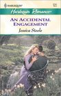 An Accidental Engagement (Harlequin Romance, No 3741)