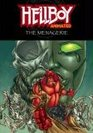 Hellboy Animated Volume 3 The Menagerie