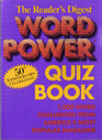 Readers Digest Word Power Quiz Book
