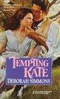 Tempting Kate (Regency Quartet, Bk 3) (Harlequin Historical, No 371)