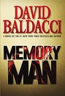 Memory Man (Amos Decker, Bk 1) (Audio CD) (Abridged)