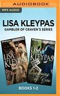 Lisa Kleypas Gambler of Craven's Series Books 1-2 Then Came You  Dreaming of You