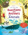 Lift the Flap Questions  Answers about Animals