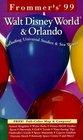 Frommer's 99 Walt Disney World  Orlando
