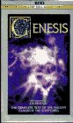 Genesis The Complete Text Of The Ancient Canon Of The Scriptures