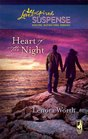 Heart of the Night (Secret Agent, Bk 2) (Steeple Hill Love Inspired Suspense #131)