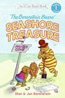 The Berenstain Bears' Seashore Treasure (I Can Read Book 1)
