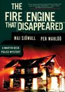 The Fire Engine That Disappeared The Story of a Crime