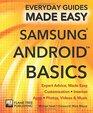 Samsung Android Basics Expert Advice Made Easy