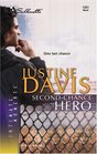 Second-Chance Hero (Redstone, Incorporated, Bk 5) (Silhouette Intimate Moments, No 1351)