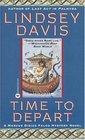 Time to Depart (Marcus Didius Falco, Bk 7)