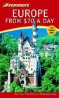 Frommer's  Europe from 70 a Day