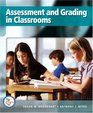 Assessment and Grading in Classrooms