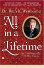 All in a Lifetime An Autobiography