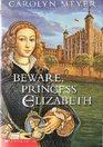 Beware, Princess Elizabeth (Young Royals, Bk 2)