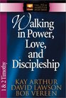 Walking in Power Love and Discipline 1  2 Timothy and Titus